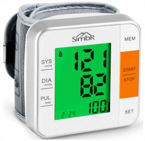 tensiomètre Simbr W02 test